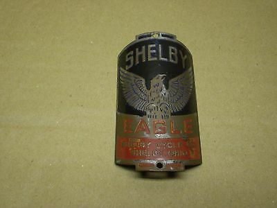 RARE Antique Collectable Vintage Shelby Hiawatha Bicycle Eagle