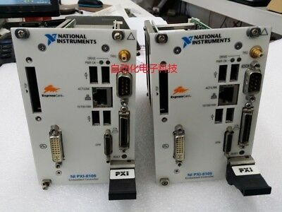 National Instruments,Ni Pxi-8105