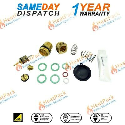 Main 25 & 30 Eco Combi Diverter Valve Repair Kit 7224763