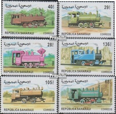 Stamps Sahara Issue The Government In Exile Without Validity In International Postal U