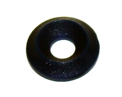 Go Kart Countersunk Plastic Washer 17 X 6mm Silver X 10 Karting Racing Race