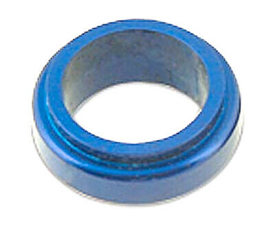 Wheel Spacer 17mm x 10mm Blue x 1 Go Kart Karting Race Racing