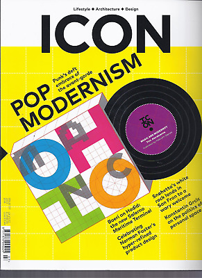 ICON Architecture and Design Magazine - Issue 157 July 2016 Pop Modernism