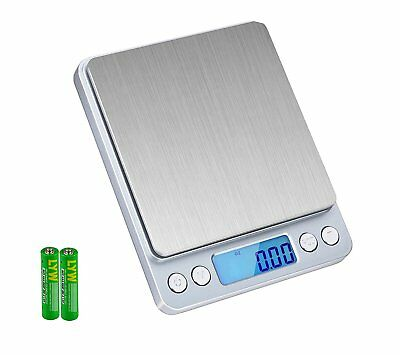 Digital Food Scale, SKYROKU High-precision Kitchen Scale Multifunction Digital P