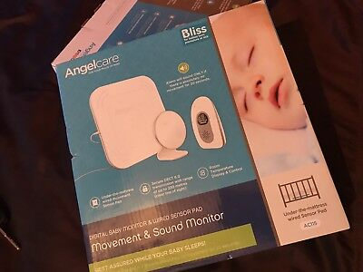 Angel care  Digital Baby Monitor & Sound Monitor