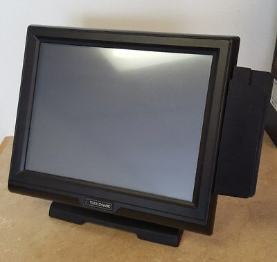 """Touch Dynamic Breeze Touch15"""" touch screen LCD with MSR"""