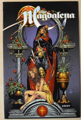 THE MAGDALENA - Comic Heft #2 - Infinity Verlag 2001 Z1 NM