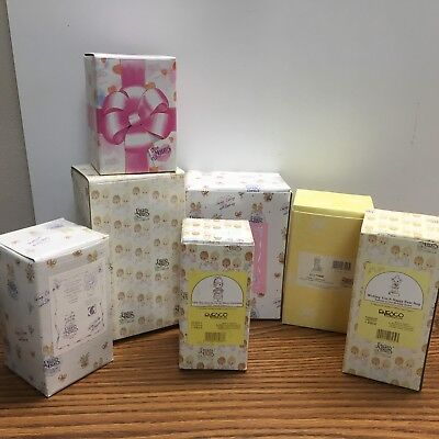 Precious Moments Lot of 7 New In Box     (LOT 113)