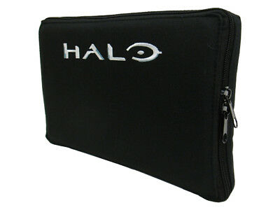 HALO zip up case small size, ideal for DVD, tablet, miniatures etc (H-AQ1)