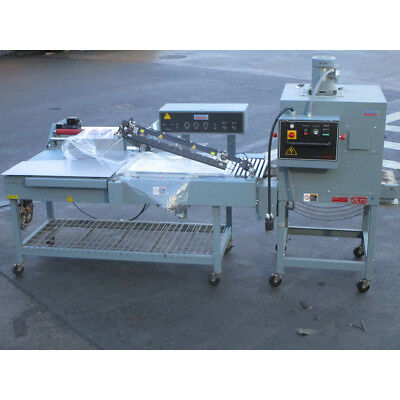 Shanklin S24BL/T6HCL Sealer & Tunnel, Excellent Condition