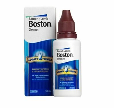 Bausch + Lomb Boston Advance For Rigid Gas Permeable Contact Lense Cleaner 30ml