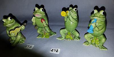 Set of Vintage Frogs Band. Parma by AAI made in japan