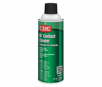 CRC 03125 HF Contact Cleaner Case of 12 Cans