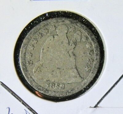 Liberty Seated Dime - 1856-O