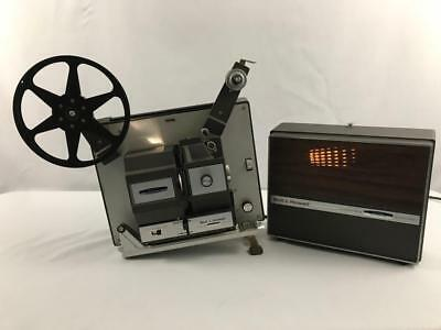 Vintage Bell & Howell 8 mm Super 8 Compatible Autoload Movie Projector