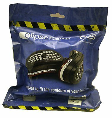 GVS Filter Technology SPR341 Elipse Replacement A1P3 Dust and Organic Vapour