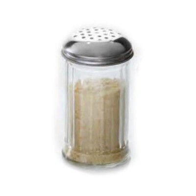 American Metalcraft SAN300 12 oz Plastic Shaker Jar Only No Top