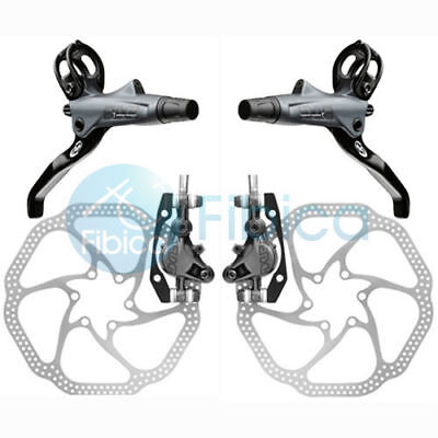 New Avid Elixir 7 Mountain Hydraulic Disc Brake R&L HS1 set