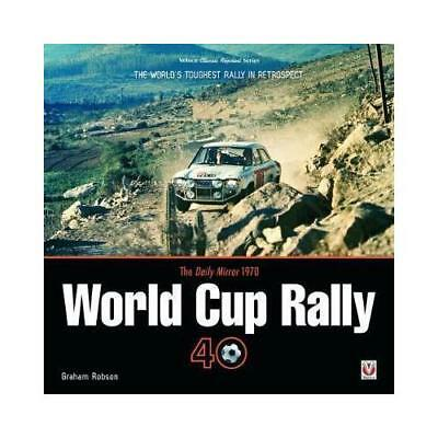 The Daily Mirror 1970 World Cup Rally 40 by Graham Robson