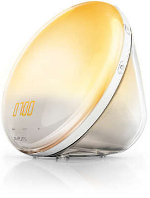 PHILIPS Wake Up Light HF3531/01 Lichttherapie Lichtwecker Wecker Uhr B-Ware