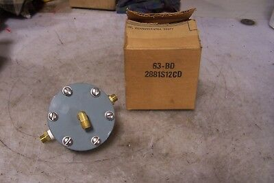"New Moore Products 1/4"" Npt Differential Type Flow Controller 250 Psig 63Bd"
