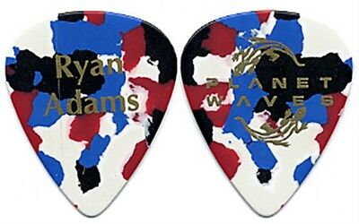 Ryan Adams authentic 2002 Demolition tour issued real concert stage Guitar Pick