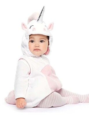 Carter's Baby Girl Unicorn Costume 6-9 Months