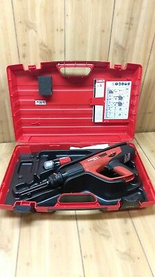 Hilti Dx 5 Kit Powder-Actuated Tool (A) - *new, Free Shipping*