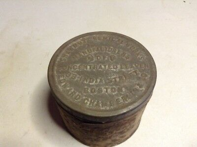 Early Tin, Concentrated Leaven for Baking, Shawmut Chemical Works, Boston, MA