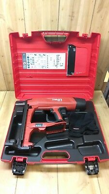 Hilti Bx-3 Battery-Actuated Fastening Tool - *new, Free Shipping*
