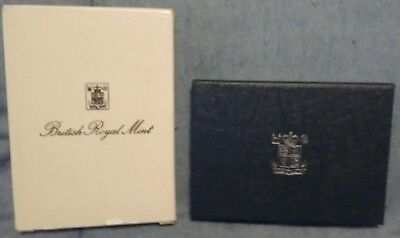 1988 British Royal Mint Proof Set