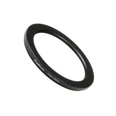 Fotodiox Metal Step Down Ring, Anodized Black Metal