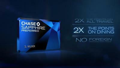 Chase Sapphire Preferred Card Referral+ 50,000 Bonus Points + $51 Bonus Reward