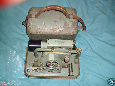 Theodolite Cooke Troughton & Simms England 50311942 Ex Goverment