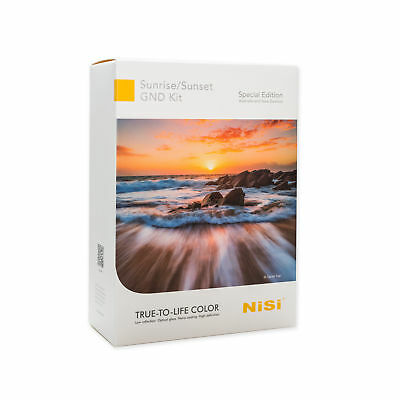 NiSi Filters 100mm Sunrise/Sunset GND Special Edition Kit (Exclusive to Austr...