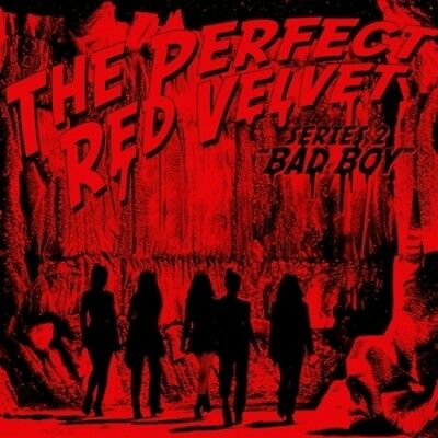 Red Velvet-[The Perfect Red Velvet] 2nd Repackage CD+Poster+Booklet+Card+Gift