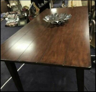 Antique Cherry  Farm House Table! Beautiful