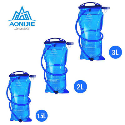 AONIJIE 3L Water Bladder Bag Hydration Bag Backpack Pack Hiking Camping Cycling