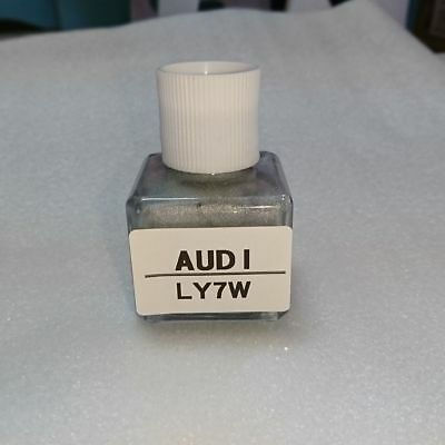 One Day Shipping- For Audi Touch Up Paint Color Code LY7W Light Silver Metallic