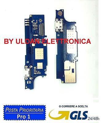 Cell Phone Accessories Original Flat Flex Dock Usb Connettore Nero Dati Ricarica Microfono Ricambio Iphone 4s
