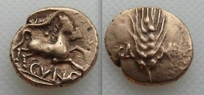 Collectable Celtic Gold Stater - Trinovantes & Catuvellauni