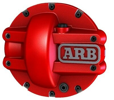 ARB Diff Cover for Dana 44 Axels - Red - 0750003