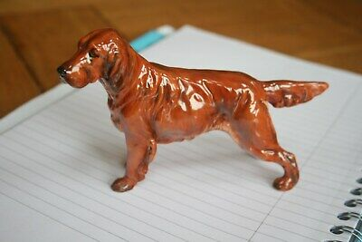 Royal Doulton Irish Setter Dog Figerine HN 1056