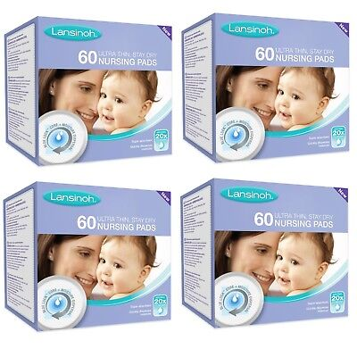Lansinoh Disposable Breast Pads - Packs of 120, 180 or 240