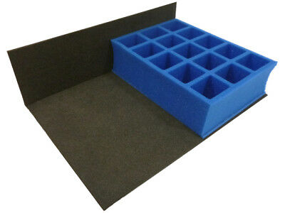 KR Tray for 15x 40mm based models up to 75mm tall (SM48)