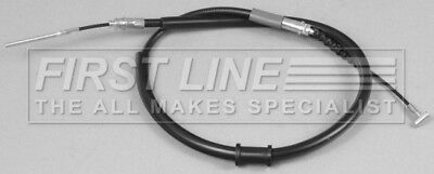 Handbrake Cable fits AUSTIN MINI 1.0 Front 76 to 93 Hand Brake Parking Firstline