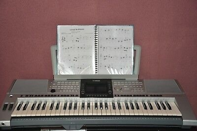 Yamaha PSR3000 Workstation Keyboard