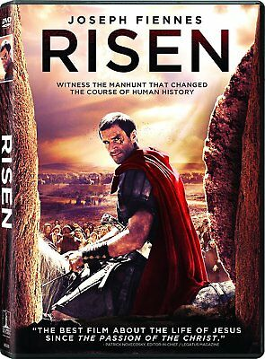 Risen (DVD) New, Free shipping
