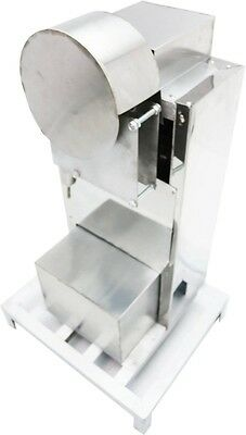 Sugarcane Peeler, High-Volume, Electric, Stainless, Durable, Fast Clean Results!