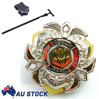 Fusion Top Beyblade Masters Metal BB-114 Vari Ares Variares Power Launcher Toy